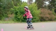 Little Slalom Skater video