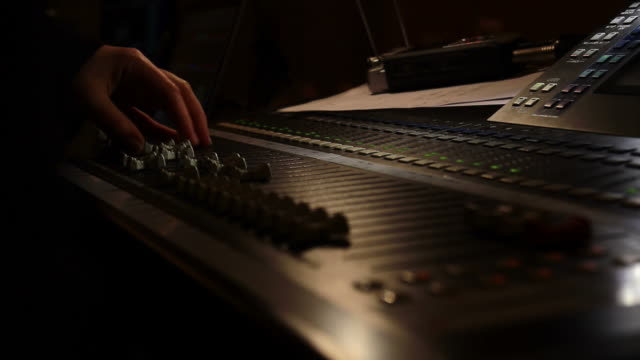 live sound mixing video