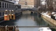 Ljubljanica river video