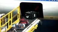 Loading luggage (HD) video
