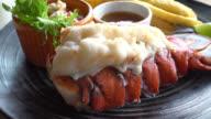 lobster steak video