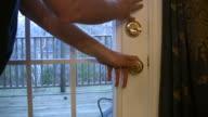 Locking Door video