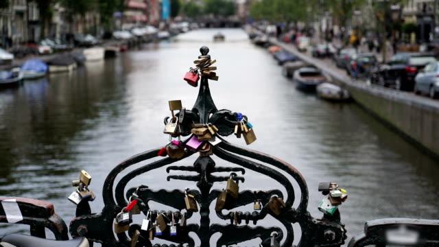 Locks of Love Bridge video