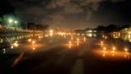 Loi Krathong Traditional Festival video