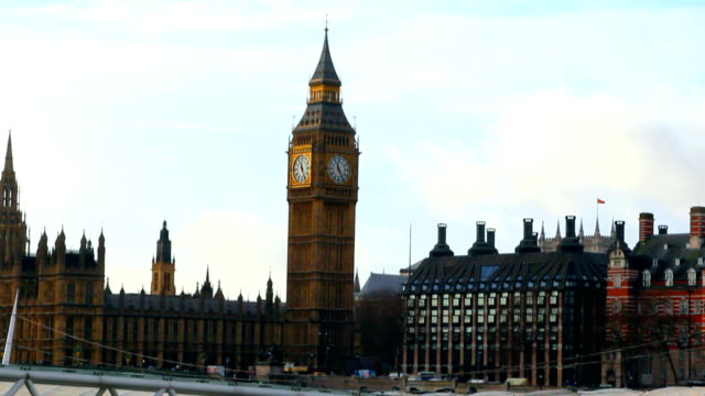 London, Big Ben video