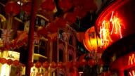 London Chinatown Lanterns video