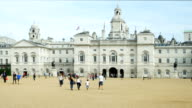 London Horse Guards Building (4K/UHD to HD) video