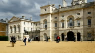London Horse Guards Building video