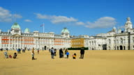 London Horse Guards Parade (4K/UHD to HD) video