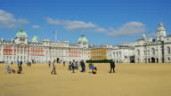 London Horse Guards Parade (UHD) video