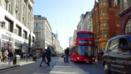 London Oxford Street To The East (4K/UHD) video