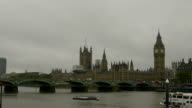 London Palace of Westminster video