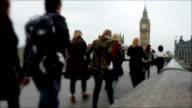 London Pedestrians video