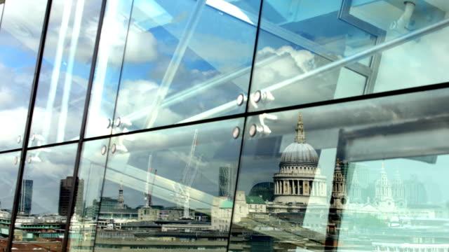 london reflection video