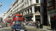London Regent Street (UHD) video