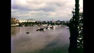 London river Thames video