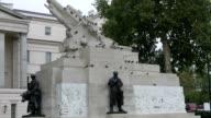 London Royal Artillery Memorial video
