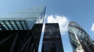 London Skyscrapers video