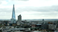 T/L London Southwark And The Shard Skyscraper video