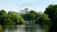 London St James's Park (4K/UHD to HD) video