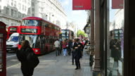 London The Strand Road Traffic (UHD) video