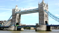 London Tower Bridge video