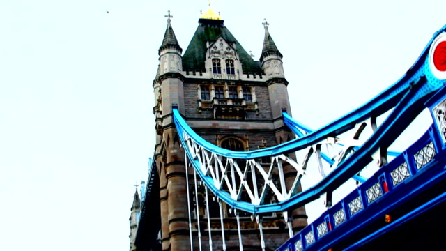 London, Tower bridge video