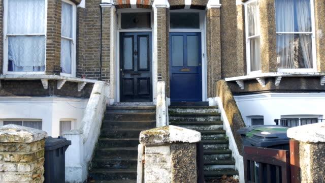 London Townhouse Entrances video