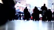 London Train Station Timelapse video