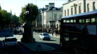 POV London Whitehall Bus Ride (4K/UHD to HD) video