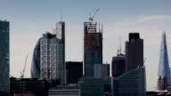 london's financial centre video