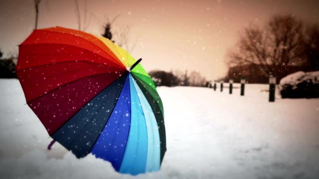 Lonely Umbrella video