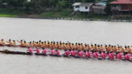 Long Boat Racing video
