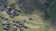 Longji Terraced Fields in Longsheng video