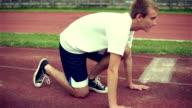 Long-jump video
