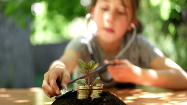 Look after your money and it will grow video