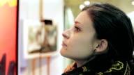 Looking at paintings galleries video