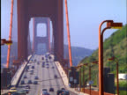 Looking at the Golden Gate Bridge video