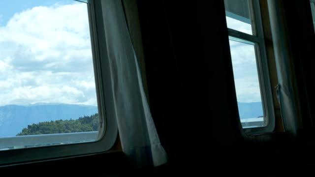 Looking Through Ship Windows video