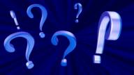 Loop of questions. video