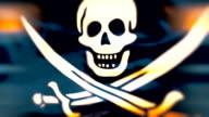 Loop Pirate Flag video