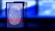 Loop scanner fingerprint video