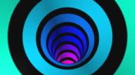 Loop Tunnel Rainbow1 video