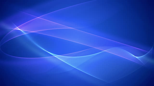 Loopable abstract blue background video