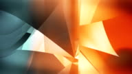 Loopable abstract glass background video