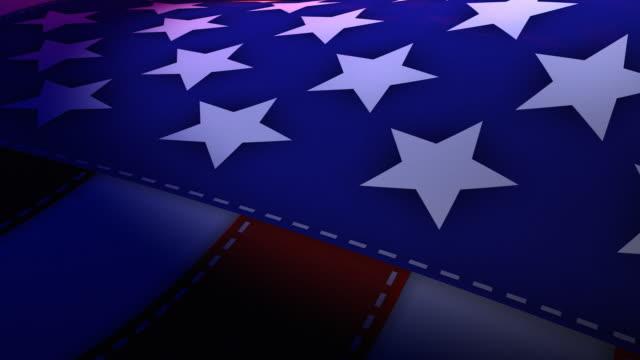 Loopable, American Flag video