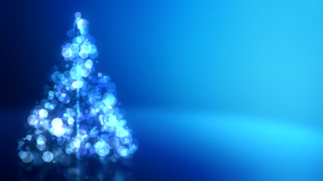 Loopable Christmas Background video