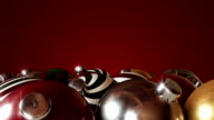 Loopable Christmas Ornaments video