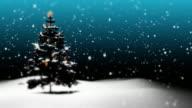 Loopable Christmas Tree V1 video
