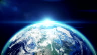 Loopable Earth video